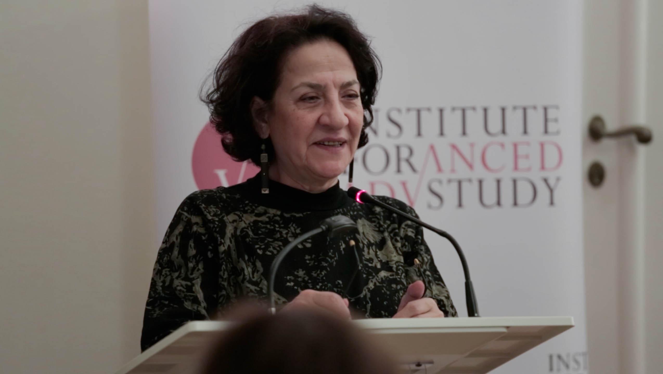 Hoda Barakat book reading event 19 February 2018